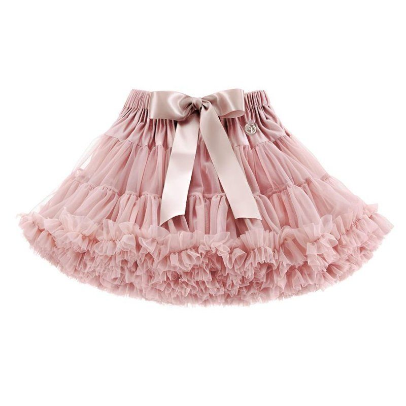 LaVashka spódnica tiulowa - Pudrowy róż LA VASHKA - 1