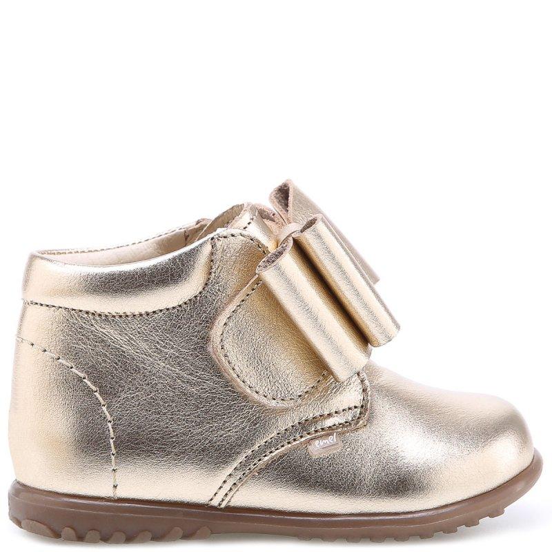 EMEL buty przejściowe z kokardką E1077E-5 Emel - 1