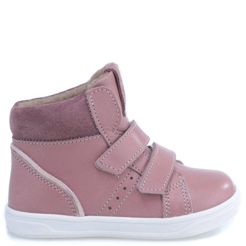EMEL Różowe buty przejściowe z membraną EY2729A-1 Emel - 1