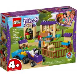 LEGO FRIENDS Stajnia ze...