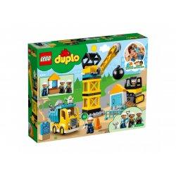 LEGO Friends Rozbiórka kulą...