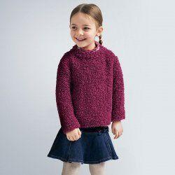 Sweter dla dziewczynki 4346...