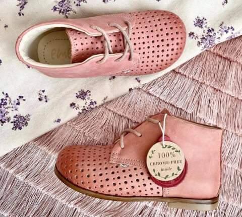 buty dziewczynka